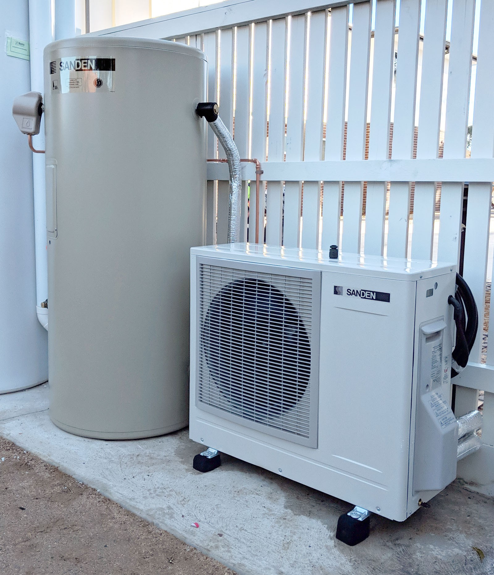 Sanden Eco Plus 250 Litre