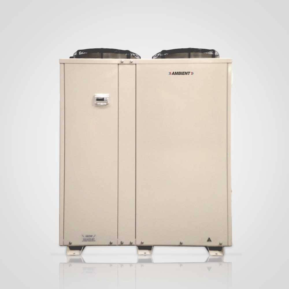 ambient variable speed air source heat pump